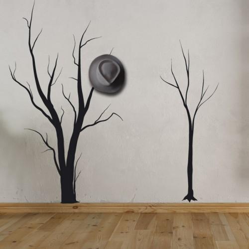 Страхотен стикер от pvc - Стари дървета