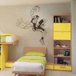 Баскетболист - стикер за детска стая
