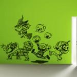 Halloween - стикер за стена