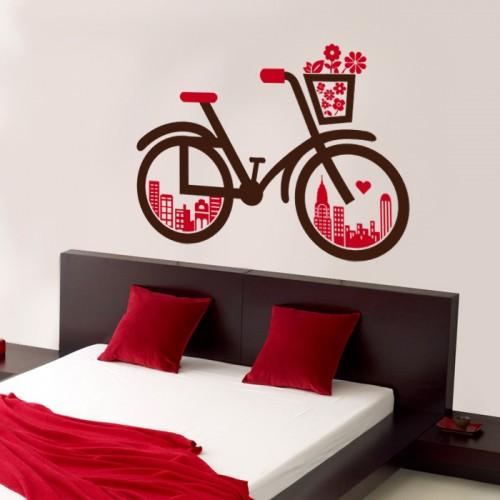 Декорация за стена - Абстрактно колело