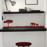 Слонове - стикер от pvc фолио