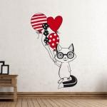 Котка с балони - страхотен подарък